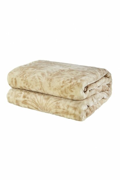 Drisela Gold Double Soft Spanish Blanket 200.12.01.0261