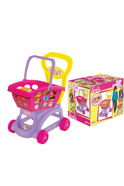 Barbie Shopping Trolley with Basket 01972