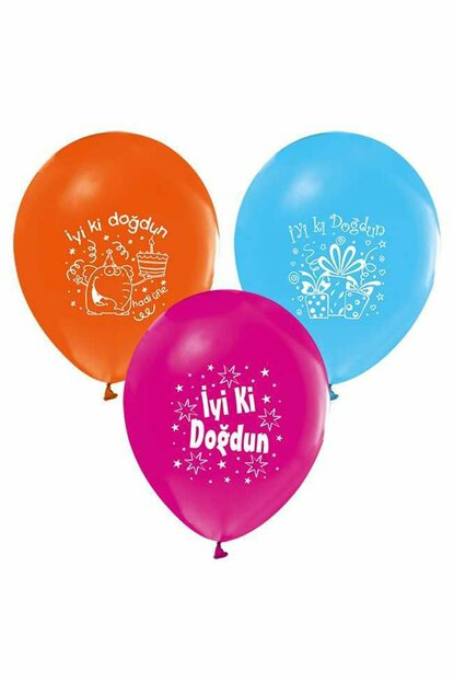 "Toy Pastel Balloon 100 ""12cm Thb0100 8697426900100"