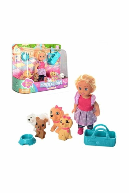 Tiny Baby Accessories with Dog KZL H899 13