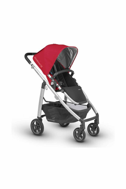 Uppababy Uppababy Cruz Travel System Baby Carriage Denny Red 0418