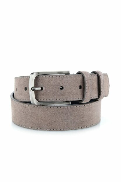 Genuine Leather Coffee Men Belt 06KEH132320