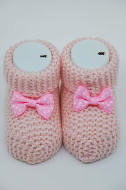 Baby Shoes Newborn Pink Pink