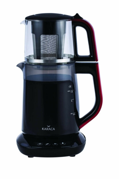 Demfit Tea Machine with Sound and Light 2501 Redgold 153.06.11.0402