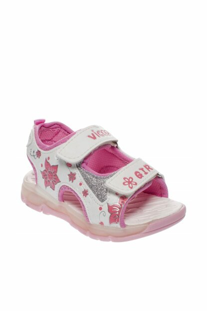 White Sandals for Girls 211 332.19Y521B