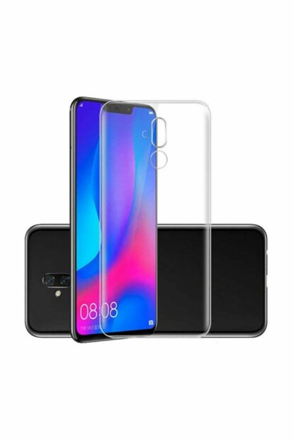 Mate 20 Lite Dust Protection Stopper Ultra Thin Transparent Silicone Case MATE-20-LITE-SY-145