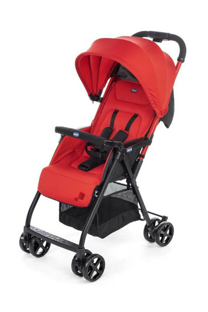 Chicco Ohlala Baby Stroller Red / 07079249710000