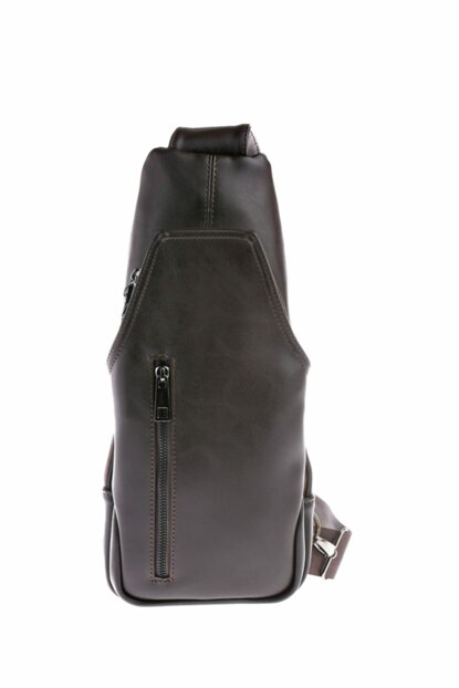 Brown Unisex Backpack Mp9066 MP9066