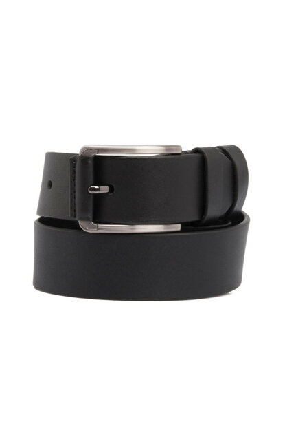 Black Men's Belt03058D62 S1EK00003058