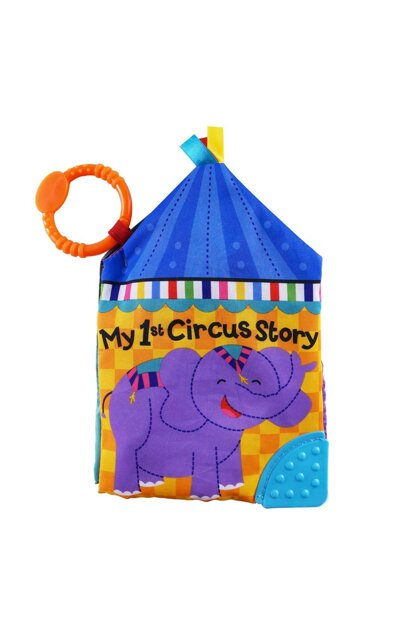 Bondigo My First Book Friends of Circus / BON-BP1100