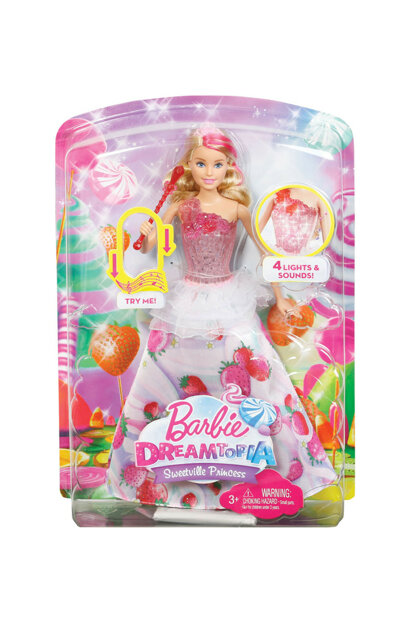 Barbie Dreamtopia Strawberry Princess Dyx28 / BRB / DYX28