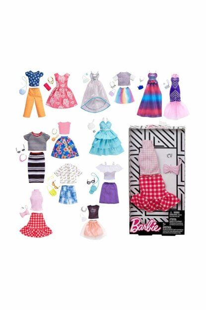 Fashion And Beauty Fashion Clothes With Barbie ERK887961710694