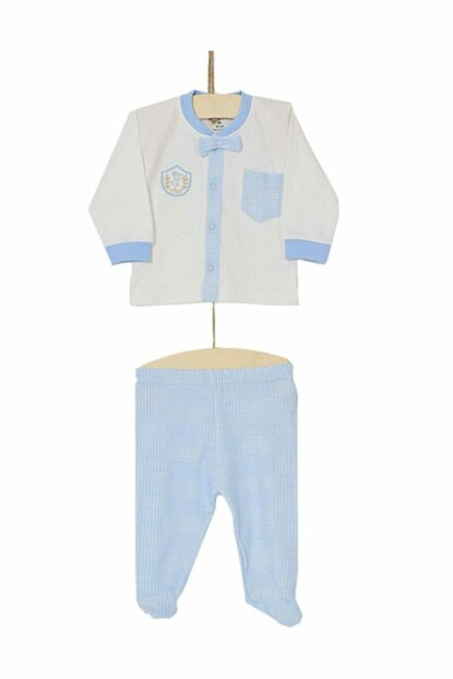 Blue Baby Boy Hospital Outlet Layette Set AZZ005204