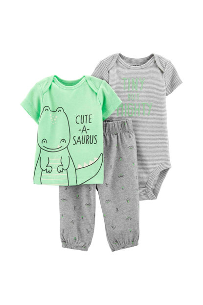 Layette Baby Boy Set of 3 16688110