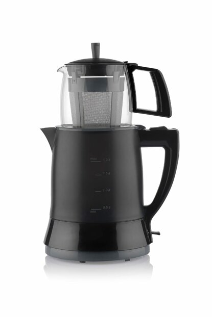 Teefan Electric Tea Maker Black Teefan-Black TEEFAN-BLACK