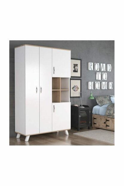 Bedroom Cabinet With Lid Compartment Wardrobe grdrp2