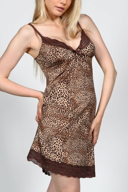 Nightgown string suit 001-018237