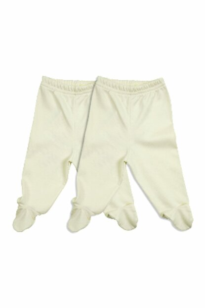 White Baby Girl Pants K-JAL68
