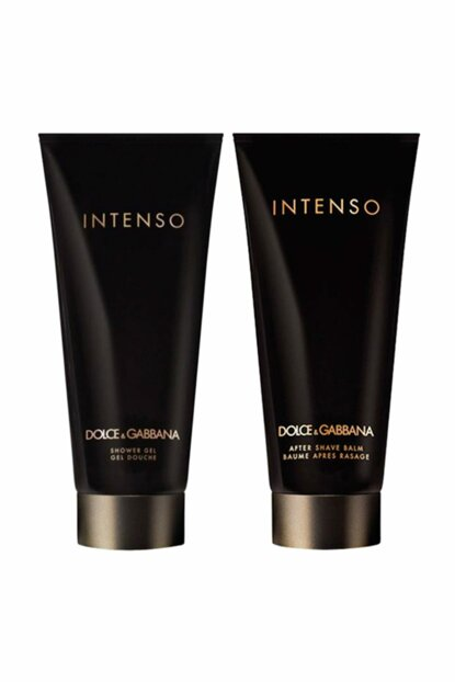 Dolce Gabbana Intenso After Shave + Shower Gel 100 ml men's perfume 730870181898