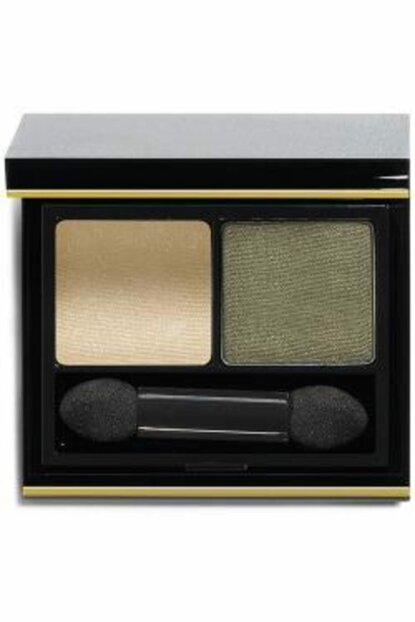 Eye Shadow - Color Intrique Eyeshadow Duo 01 Golden Moss 085805084059