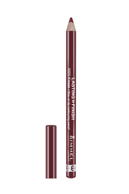 Lip Liner - Lasting Finish 1000 Kisses Lip Liner 063 Black Tulips 1,2 g 5012874115310 RIMLIP02