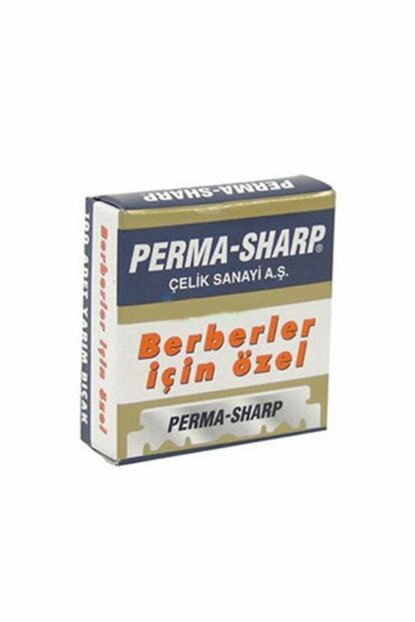 Perm Sharp Broken Razor Professional Cut 100 Piece 8690578170384