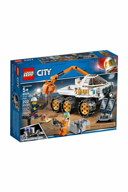 City Discovery Robot Test Drive 60225 U309219