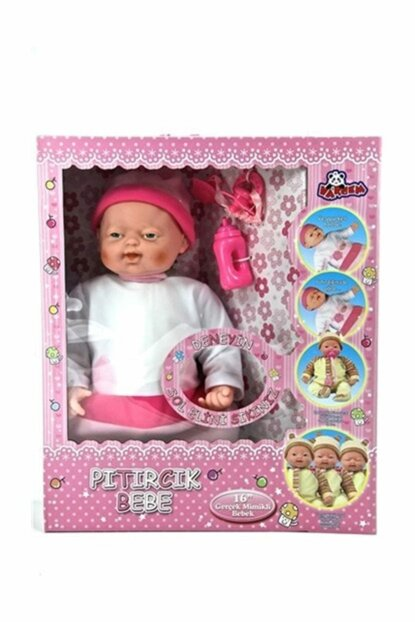 Boxed 16Inch Real Mimic Patty Doll / 305103