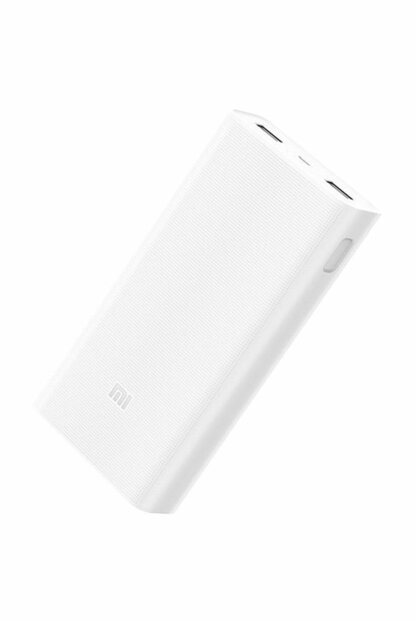 20000 Mah Powerbank (Version 2) Quick Charge 3.0 Portable Quick Charger White 0002342346880