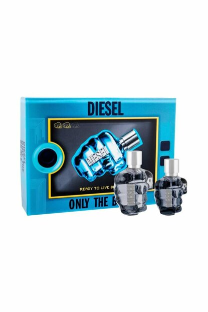 Only The Brave Edt 75 ml & Edt 35 ml Men's Perfume Set 3614272610224