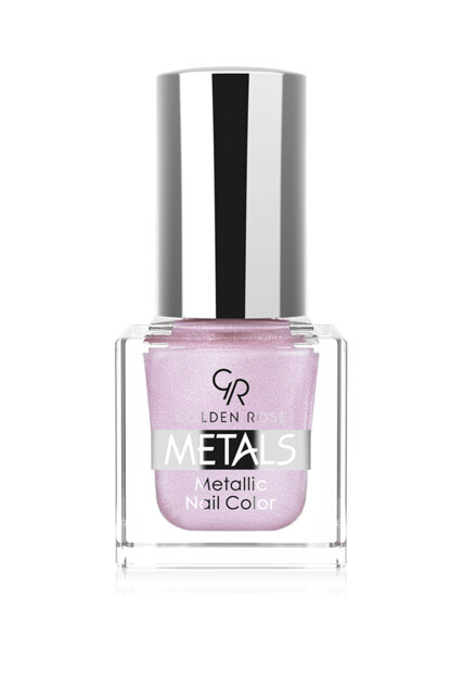 Metallic Nail Polish - Metals Metallic Nail Color No: 104 8691190779047 OMNC