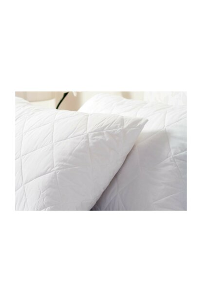 2 Piece Quilted Pillow Protector / Pillow Protector AT9667