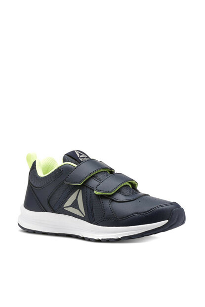 Navy Blue Unisex Children Shoes ALMOTIO 4.0 2V CN4217