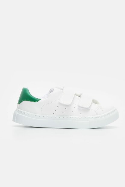 Boys' White J5E Shoes 9W3915Z4 Click to enlarge