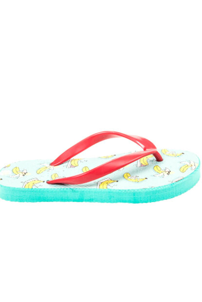 Boys' Flip Flops Slippers Green SBCECTRLK337_14-0232