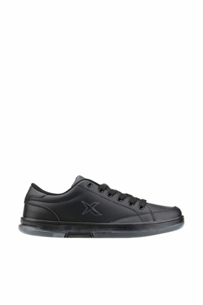 Black Men's Sneaker HERBERT PLUS