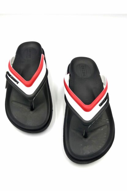 Black Men's Slipper gzr10213