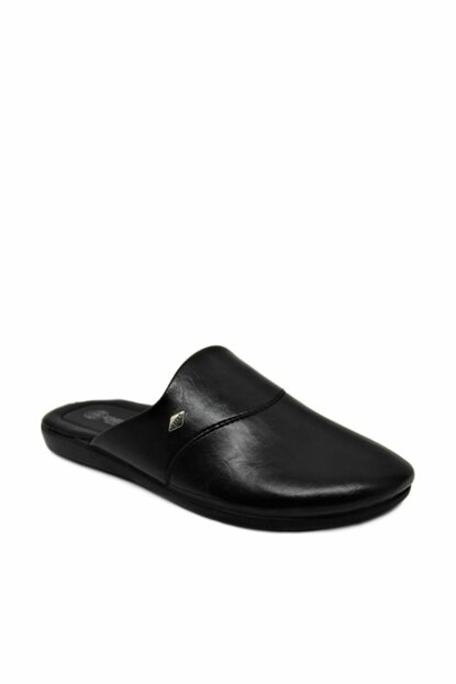Black Men's Slipper Gzr11115D