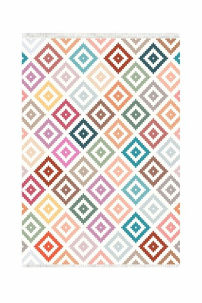 K279 Ikea Colorful Decorative Washable Carpet