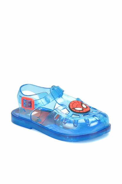 Spiderman Blue Children Slippers 92701