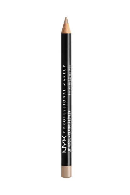 Lip Liner - Slim Lip Pencil by Nude Beige 800897139438 NYXPMUSPL