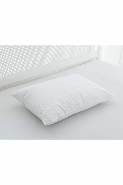 Puff Pillow 50x70 Cm White 10010301
