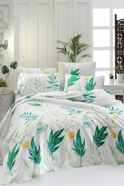 100% Natural Cotton Double Pike Team Arta Green Ep-020092