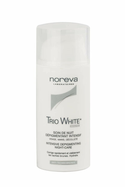 Intensive Revitalizing Night Cream - Trio White Intensive Depigmenting 30 ml 3571940002180
