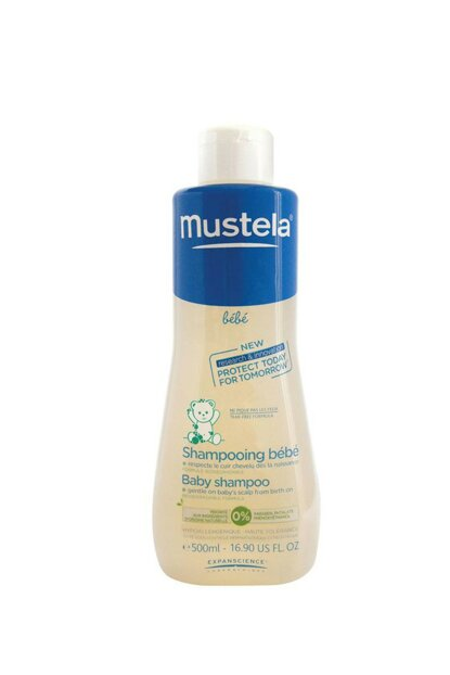 Special Shampoo for Babies and Children - Baby Shampoo 500 ml 3504108030497