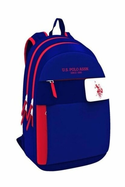 US Polo Backpack Navy Blue 8132 PL8132