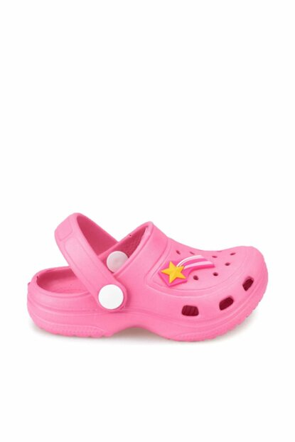Frog Pink Girls' Slippers 000000000100372276