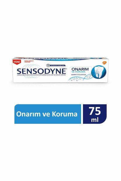 Repair And Protection Toothpaste 75 Ml 5010006101644