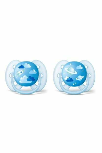 Ultra Soft Patterned Soother 6-18 Months / Scf222-22 PAV-7200871