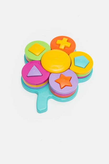 Baby Girl Educational Puzzle Toy 9SB022Z1